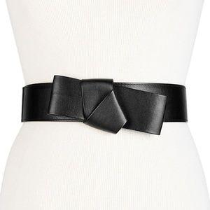 INC International Concepts Knotted Belt L/XL Black